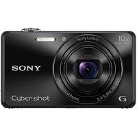 Sony Cybershot DSC-WX220/B 18.2MP Digital Camera