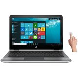 HP Pavilion x360 13-u104TU 2 in 1 Notebook (7th Gen Intel Core i3- 4GB RAM- 1TB HDD- 33.78cm (13.3)- Windows 10) (Silver