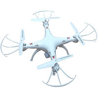 Gift World 4.5 CH 6 Axis Gyro Wi-Fi FPV Real-time Streaming HD Camera Drone