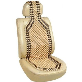 Pegasus Premium Wooden bead seat For Tata Safari Storme