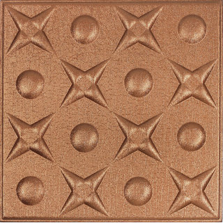 Silfra 3D Leather Panel - 3D leather Panels / Tiles for Walls  Ceilings (Qty - 12) - Model SD08005