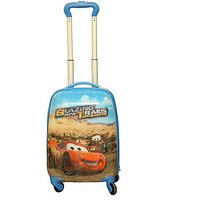 Mickey mouse kids travelling trolley bag