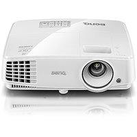 BenQ MW529 WXGA 3300 Lumens 3D Ready Projector With HDMI, Lamp Life 10,000hrs