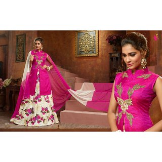 Veronica Readymade Fancy Indo Westend  Pink