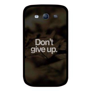 SLR Designer Back Case For Samsung Galaxy S3 Neo ( I9300 )
