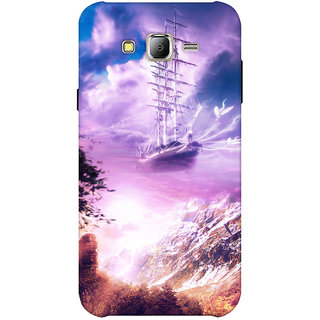 Ally Printed 3D Back cover for Samsung Galaxy J7
