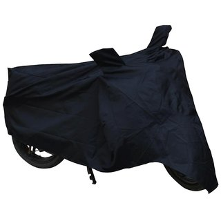 Varshine Body Cover for Honda CD 110 Dream (Black)