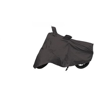 Varshine Body Cover for Honda CB shine SP (Grey)