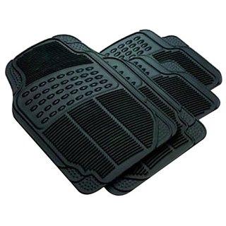 Varshine Rubber Foot Mats Black For Honda Accent