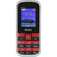 Kara Daksh / FM / Bluetooth / MP3 Player / Video Recording (Black and Red) - (3 months seller warranty)