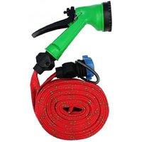 water spray gun 10 m hose pipe