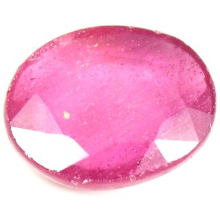3.25 Ratti Natural Beautiful Pink Ruby Manik Loose Gemstone