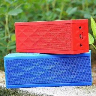 Jaw-Dropper-Bluetooth-wireless-speaker--Silicon-Red