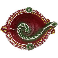 PujaShoppe Diwali Big Design Deepak