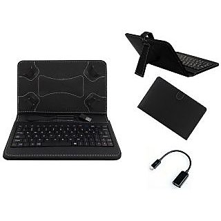 Krishty Enterprises 7Keyboard for Asus ZenPad C 7.0 Z170CG  Tablet Black with OTG Cable