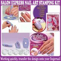 New Salon Express Nail Art