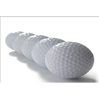 Golf Balls Practice Training Balls Small size pack of 6