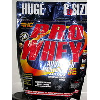 PHC PRO WHEY 6LBS 3G MOLECULAR MUSCLE BUILDING FORMULA
