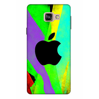 Instyler Premium Digital Printed 3D Back Cover For Samsung Galaxy A9 Pro