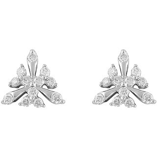 Blizzard Diamond Earrings