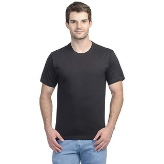 Dailypanti MAN BALCK COLOR COTTON T-SHIRT