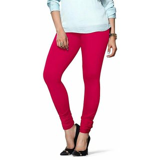 Anisha Dark Pink Leggings