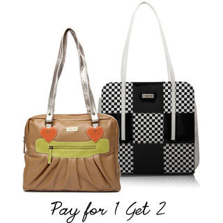 BUY 1 GET 1 FREE-3 mad chicks shoulder bags