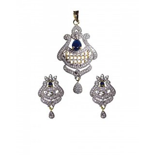 SET OF 1 PENDANT  1 EARRING PAIR