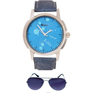 KVELL Men's Watch with Assorted es  Combos-UMW-1147