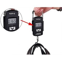 Hanging portable Digital Weighing scale 50 kg WHA08 for household