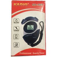 kadio kd 1069 Digital Professional Timer Sports Study Stopwatch Stop Watch