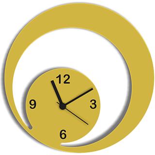 Blacksmith Rings Clock