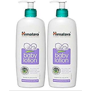 Himalaya Baby Lotion (400Ml) (Pack Of 2)