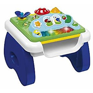 Chicco Shapes And Music Table, Multi Color