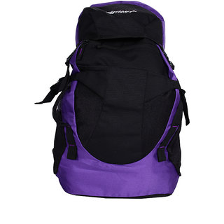 Justcraft Glider Black and Lite Purple Tracking