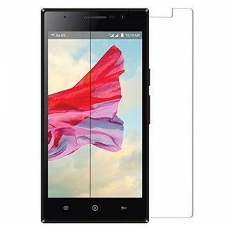 SNOOGG PACK OF 8 LYF Wind 2 LS-6001 Gold 2GB RAM 6 Inches HD Display Premium Tempered Glass Screen Protector Guard - Protect Your Screen from Scratches and Drops - Maximize Your Resale Value - 99.99% Clarity and Touchscreen Accuracy