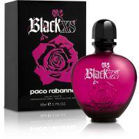 Paco Rabanne Black XS EDT Perfume (For Women) - 80 Ml Free Mini Perfume