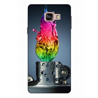 Instyler Digital Printed 3D Back Cover For Samsung Galaxy A9