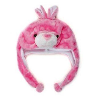 NGTONLINE Woolen Animal Cap for Kids (Bunny)