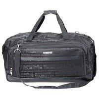 American Tourister Black Duffle Bag - 40X009025