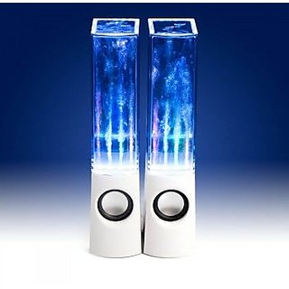 Dancing-water-speakers-White
