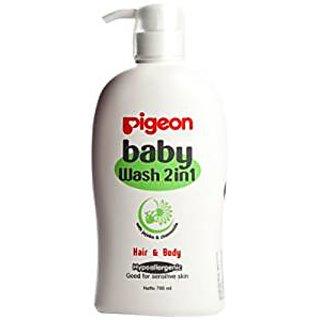 Pigeon 700Ml Baby Wash