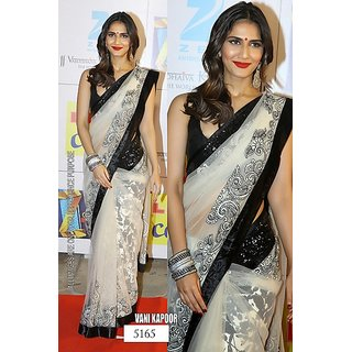 Bollywood replica saree of vani kapoor