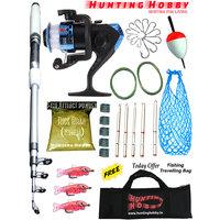 Fishing Rod,Reel,Accessories Complete Kit (6Feet)
