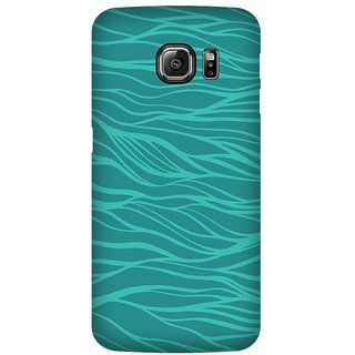 Super Cases Premium Designer Printed Case for Samsung Galaxy S6