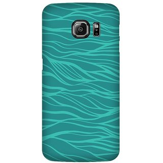 Super Cases Premium Designer Printed Case for Samsung Galaxy S6 Edge
