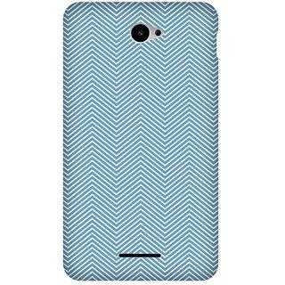 Super Cases Premium Designer Printed Case for Sony Xperia E4