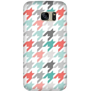 Super Cases Premium Designer Printed Case for Samsung Galaxy S7