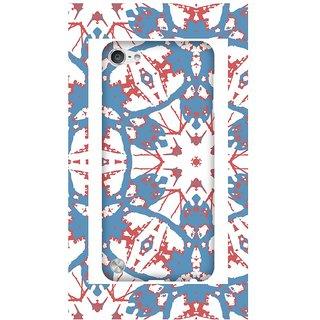 Super Cases Premium Designer Printed Case for iPod Touch 5th Gen