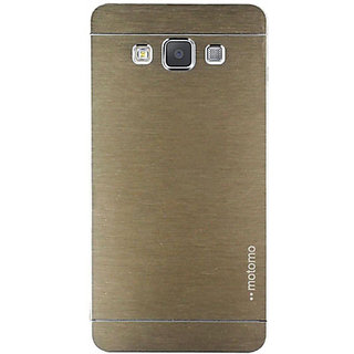 kanish Motomo Back case Cover Samsung Galaxy A8 Gold